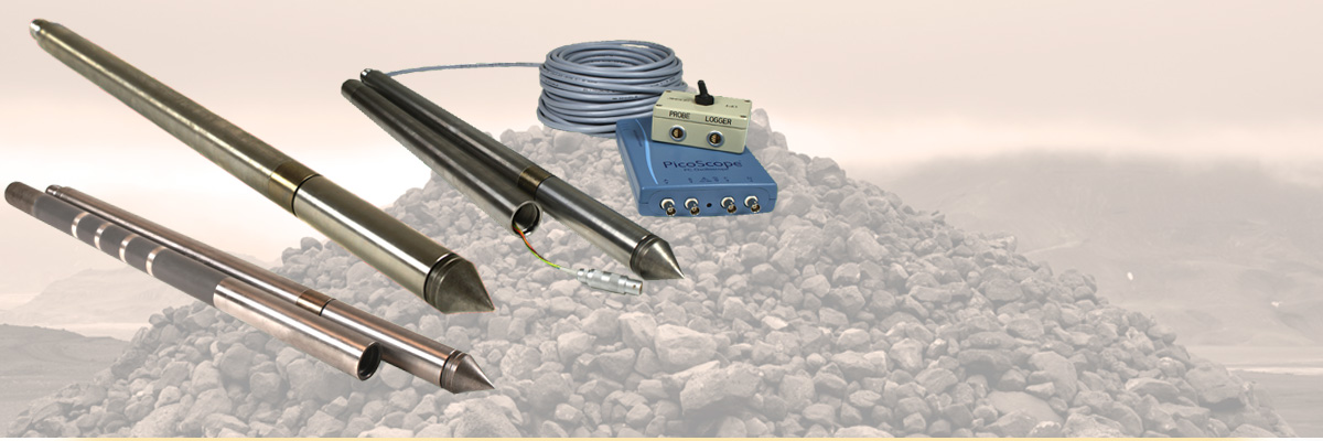 Probes for Cone Penetration Test